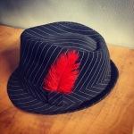 tobias's hat